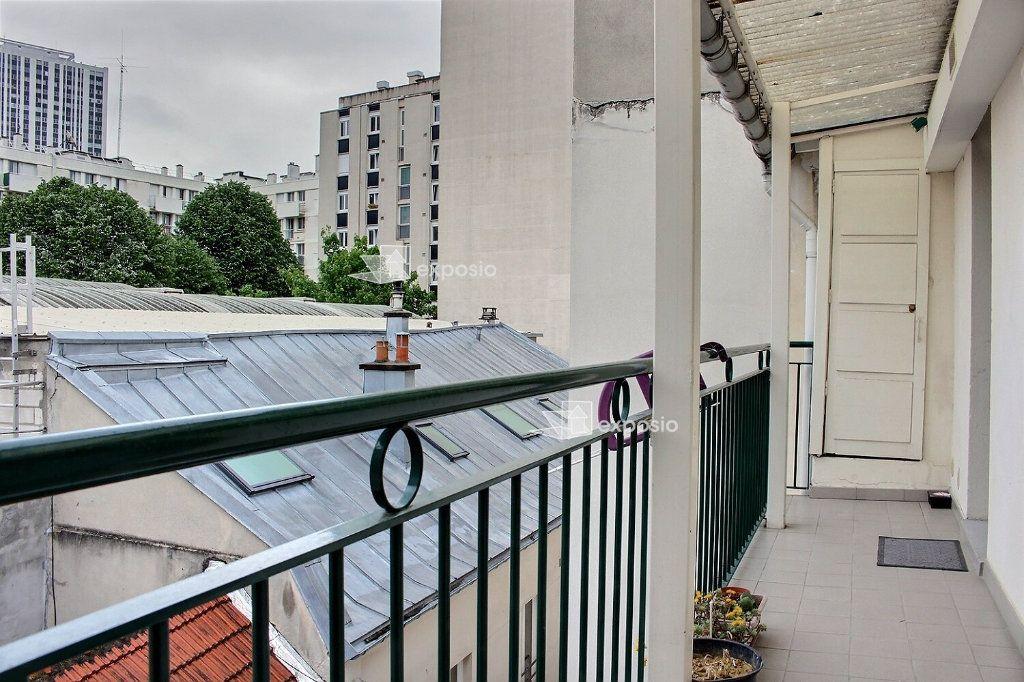 Appartement à vendre 1 20m2 à Paris 19 vignette-6