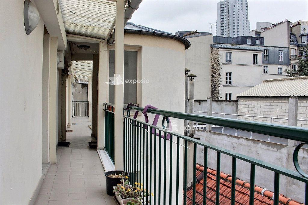 Appartement à vendre 1 20m2 à Paris 19 vignette-7
