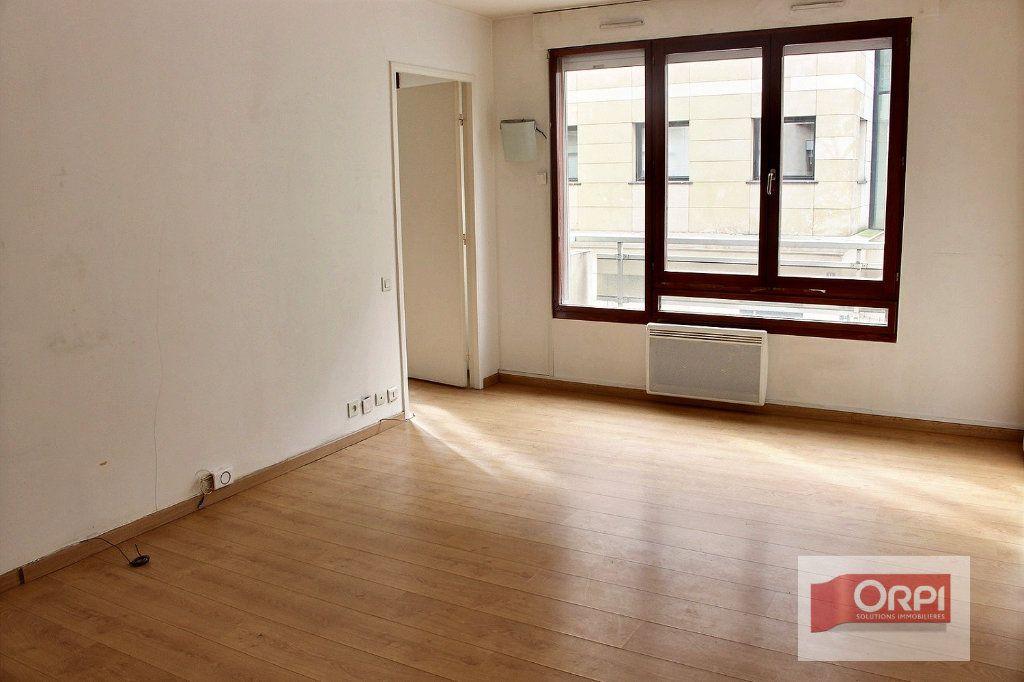 Appartement à vendre 2 47m2 à Paris 19 vignette-1