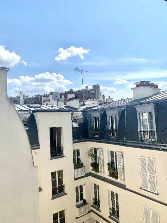 Appartement à louer 1 20.8m2 à Paris 19 vignette-7