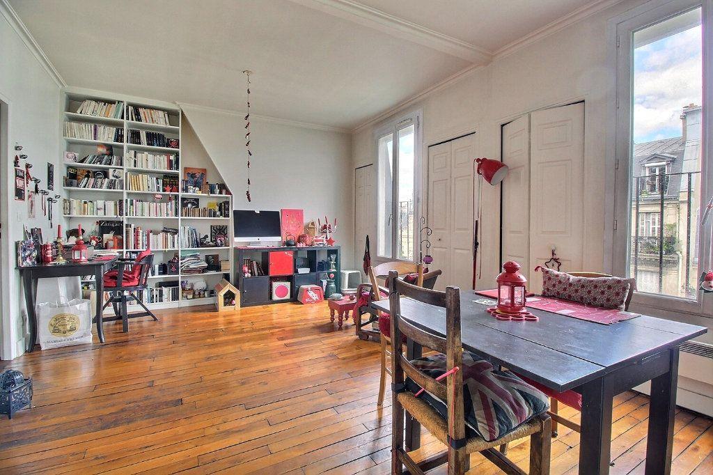Appartement à vendre 2 38m2 à Paris 20 vignette-1