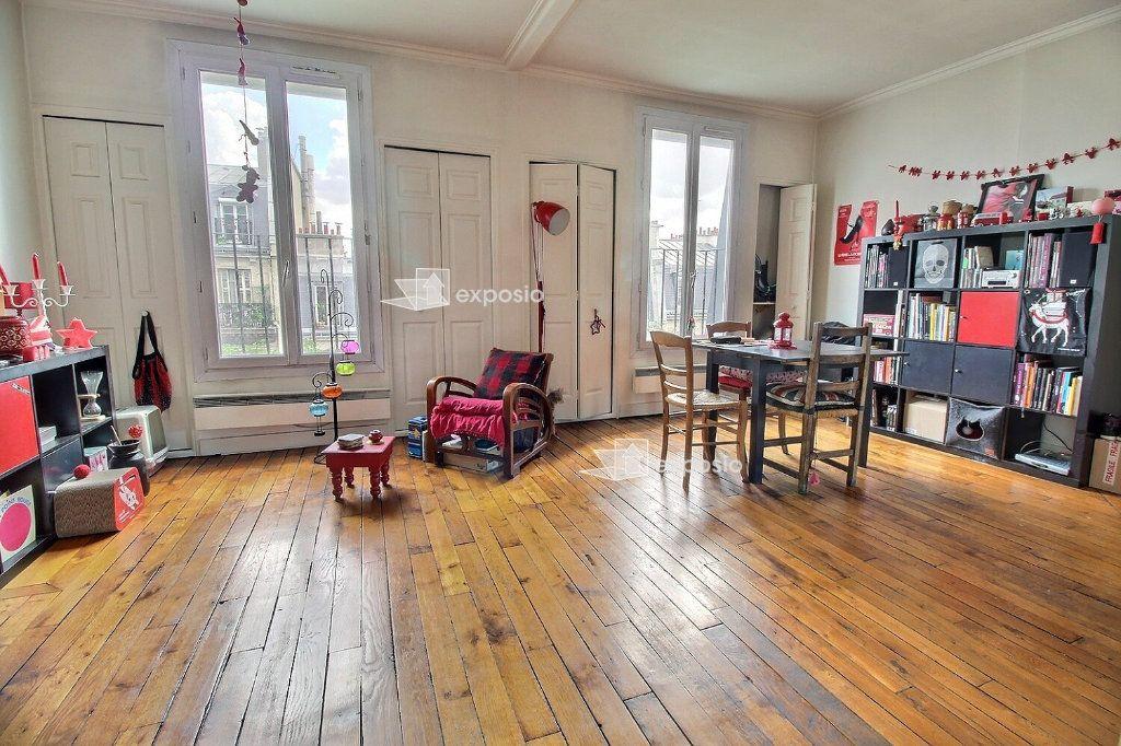 Appartement à vendre 2 38m2 à Paris 20 vignette-5