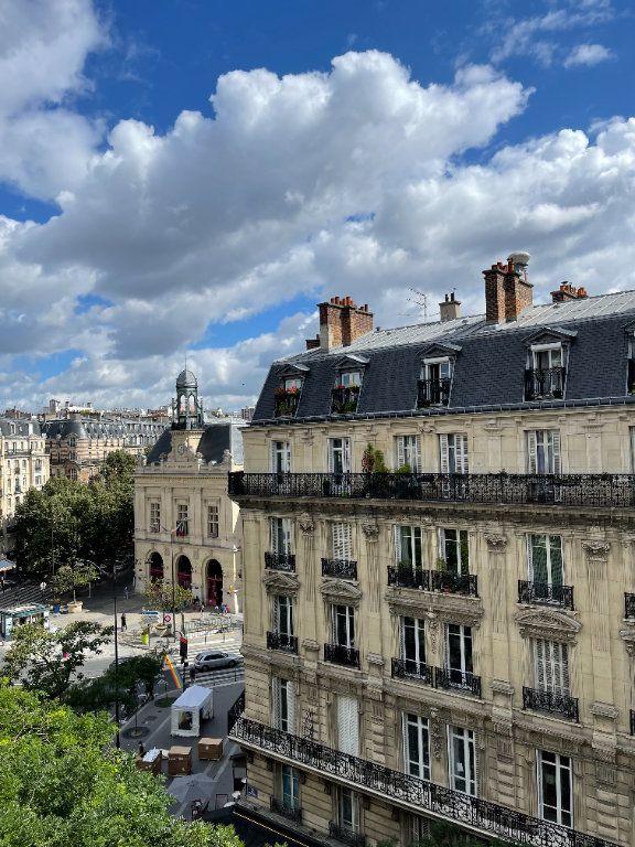 Appartement à vendre 2 38m2 à Paris 20 vignette-6