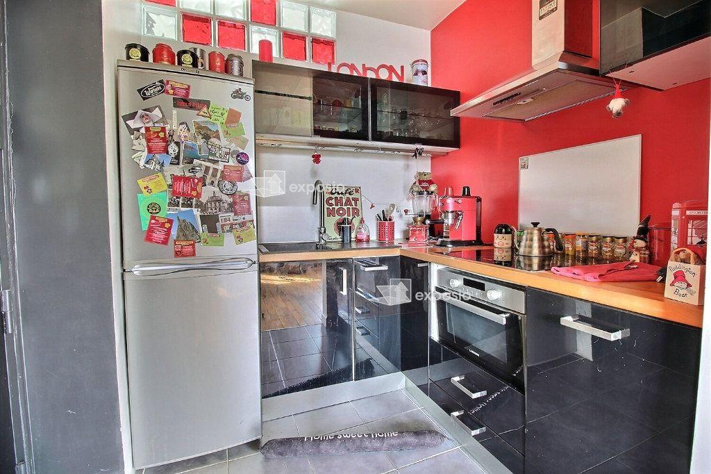 Appartement à vendre 2 38m2 à Paris 20 vignette-7