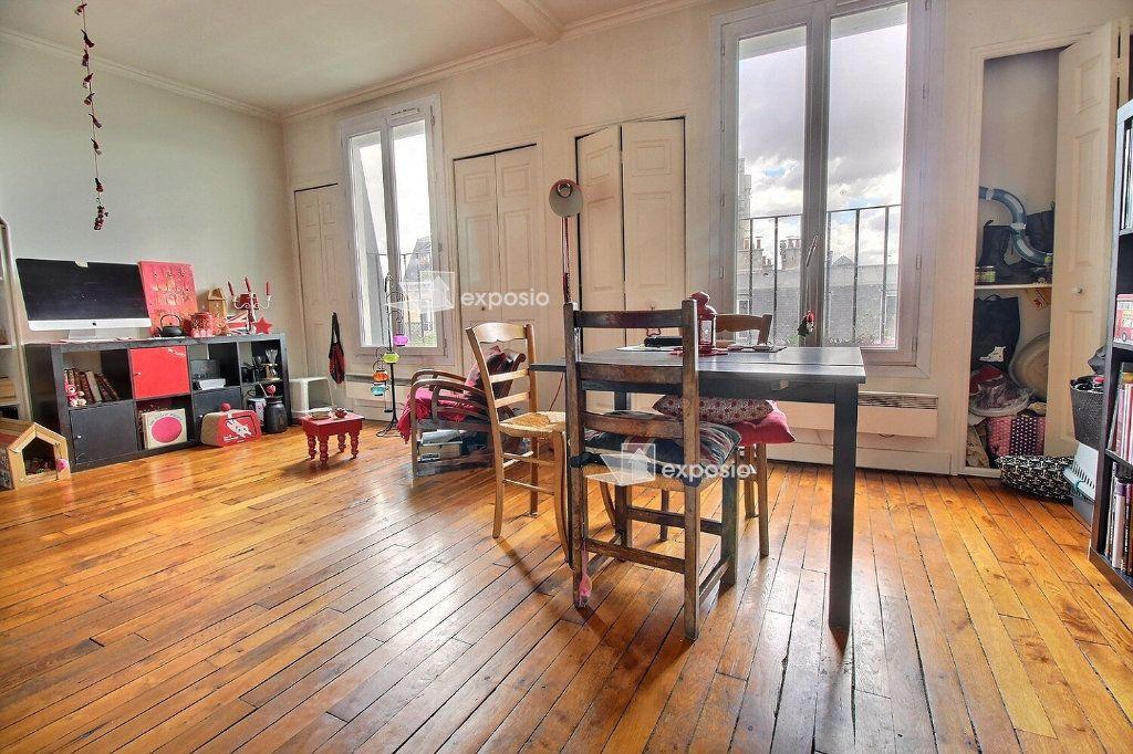 Appartement à vendre 2 38m2 à Paris 20 vignette-9