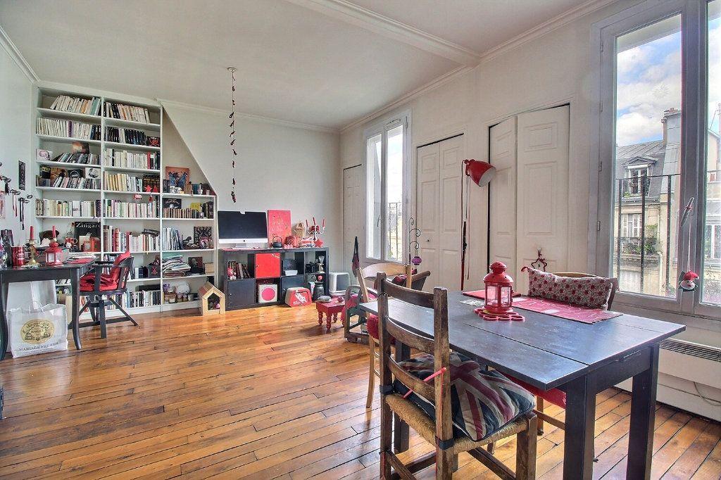 Appartement à vendre 2 38m2 à Paris 20 vignette-11