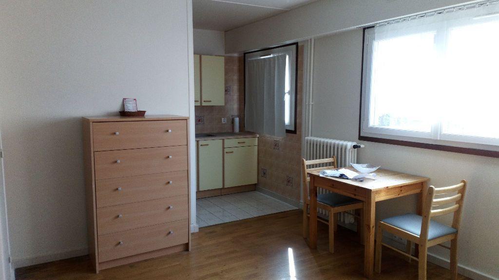 Appartement à louer 1 26.44m2 à Paris 19 vignette-1