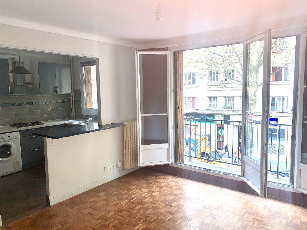 Appartement à louer 2 43.75m2 à Paris 20 vignette-1