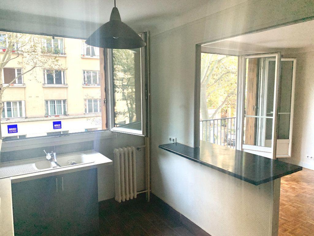 Appartement à louer 2 43.75m2 à Paris 20 vignette-2