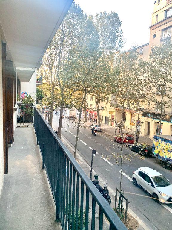 Appartement à louer 2 43.75m2 à Paris 20 vignette-5