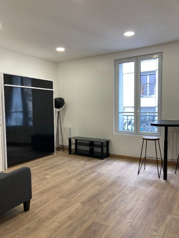Appartement à louer 1 21m2 à Paris 19 vignette-1