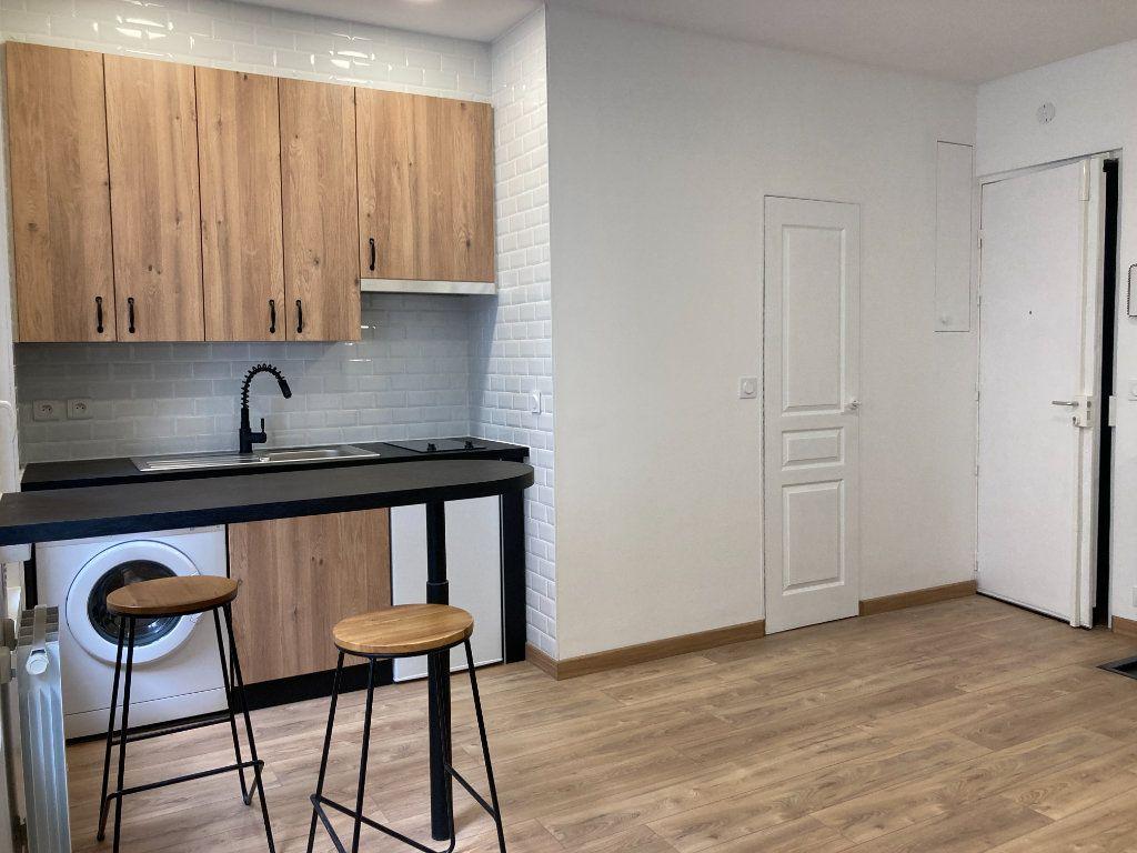 Appartement à louer 1 21m2 à Paris 19 vignette-6