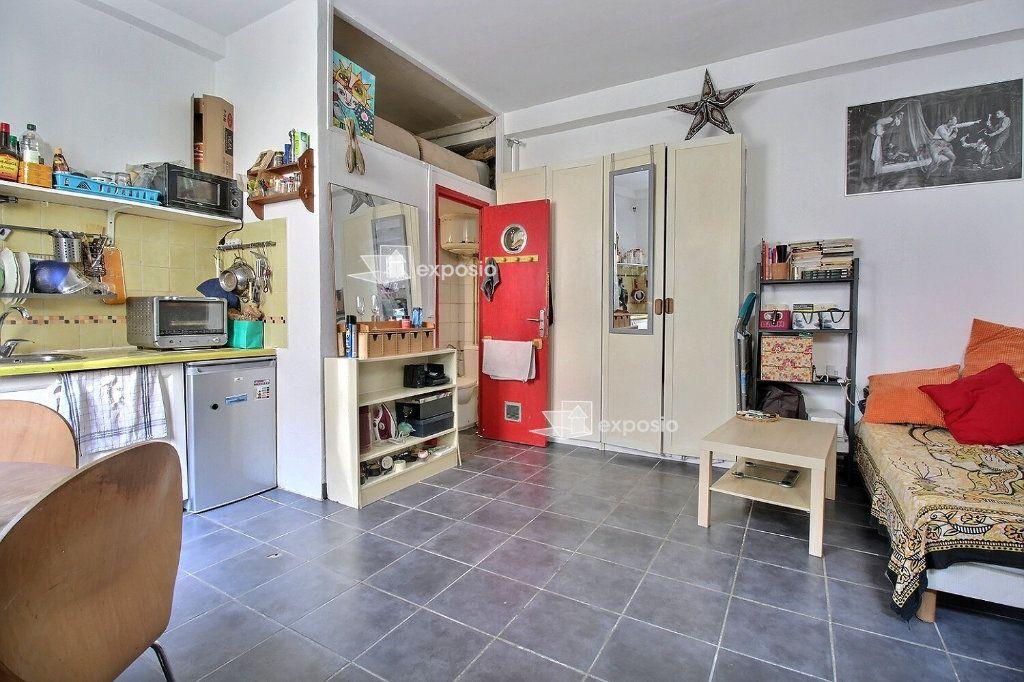 Appartement à vendre 1 22m2 à Paris 19 vignette-3