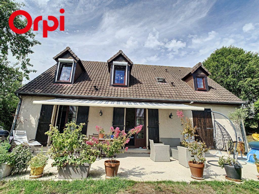 Maison à vendre 5 120m2 à Mézy-sur-Seine vignette-1