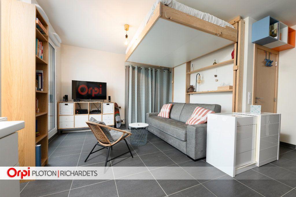 Appartement à louer 1 25.97m2 à Noisy-le-Grand vignette-1