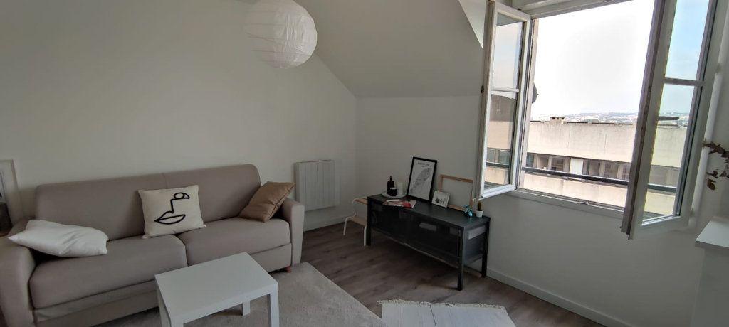 Appartement à louer 1 22.16m2 à Noisy-le-Grand vignette-1