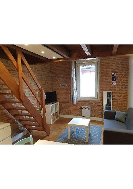 Appartement à louer 1 31.6m2 à Toulouse vignette-1