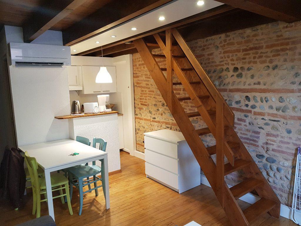 Appartement à louer 1 31.6m2 à Toulouse vignette-2