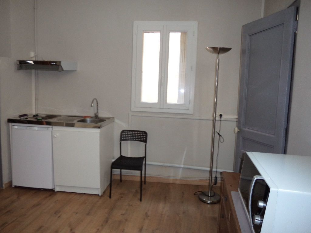 Appartement à louer 2 33.92m2 à Toulouse vignette-1