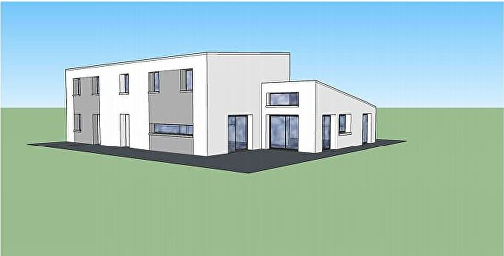 Maison à vendre 7 185m2 à Châteaubriant vignette-1