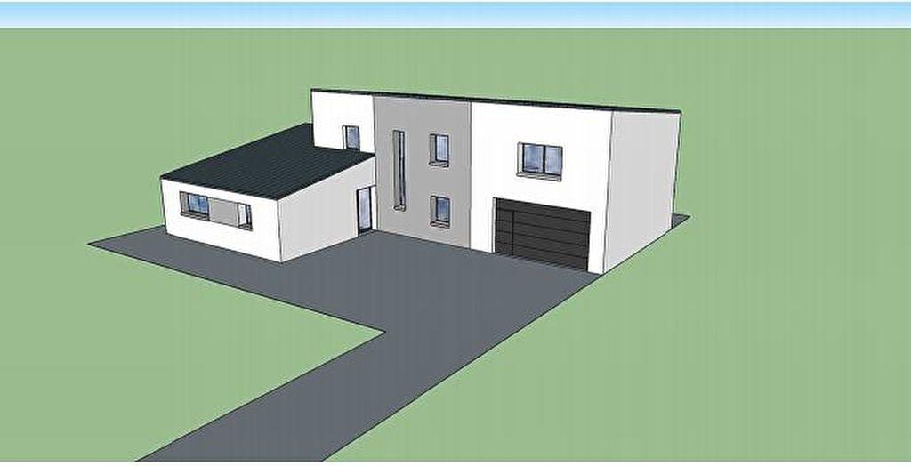 Maison à vendre 7 185m2 à Châteaubriant vignette-2