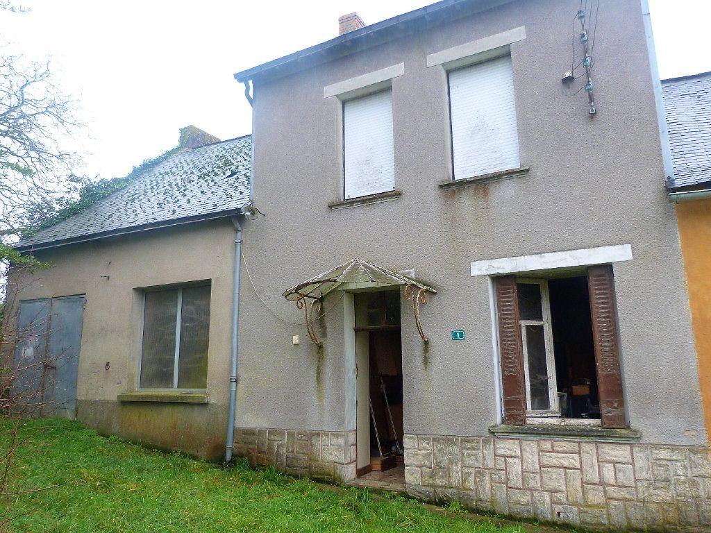 Maison à vendre 4 80m2 à Petit-Auverné vignette-1