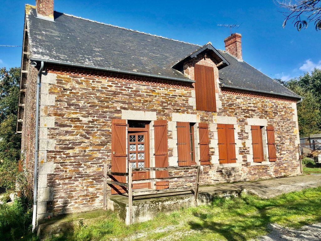 Maison à vendre 4 94.14m2 à Retiers vignette-1