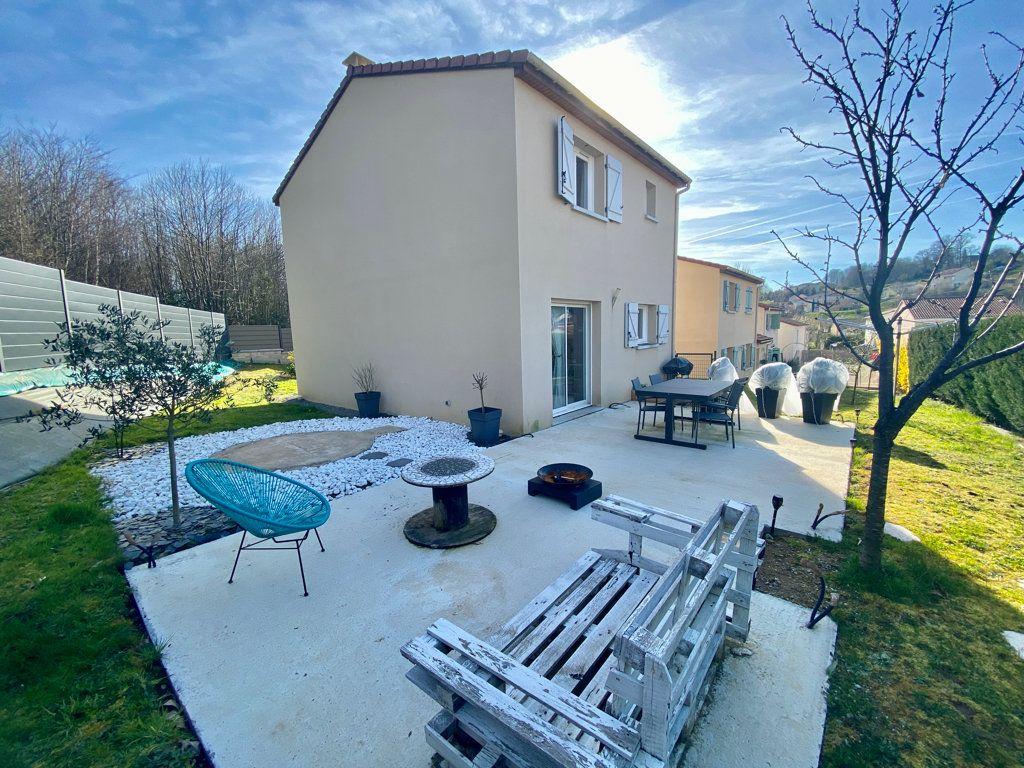 Maison à vendre 4 88m2 à Limoges vignette-1