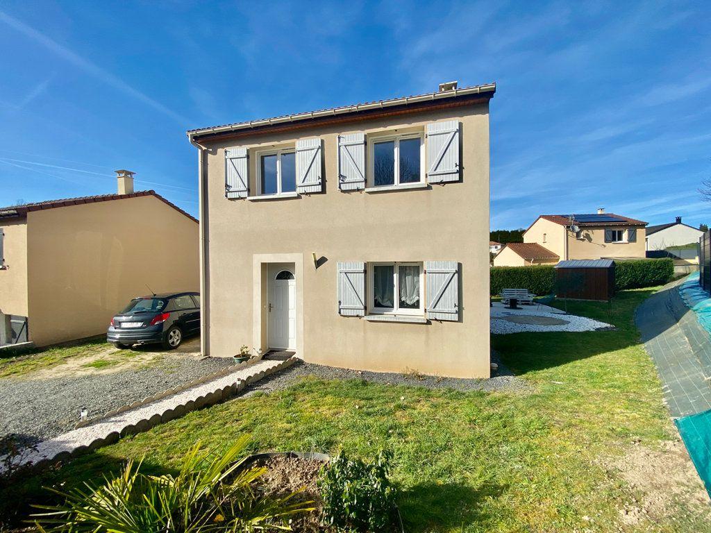 Maison à vendre 4 88m2 à Limoges vignette-2