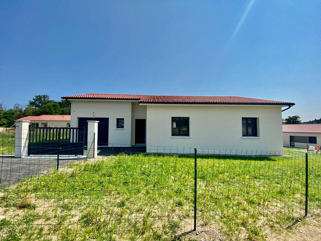 Maison à vendre 5 96.39m2 à Feytiat vignette-1