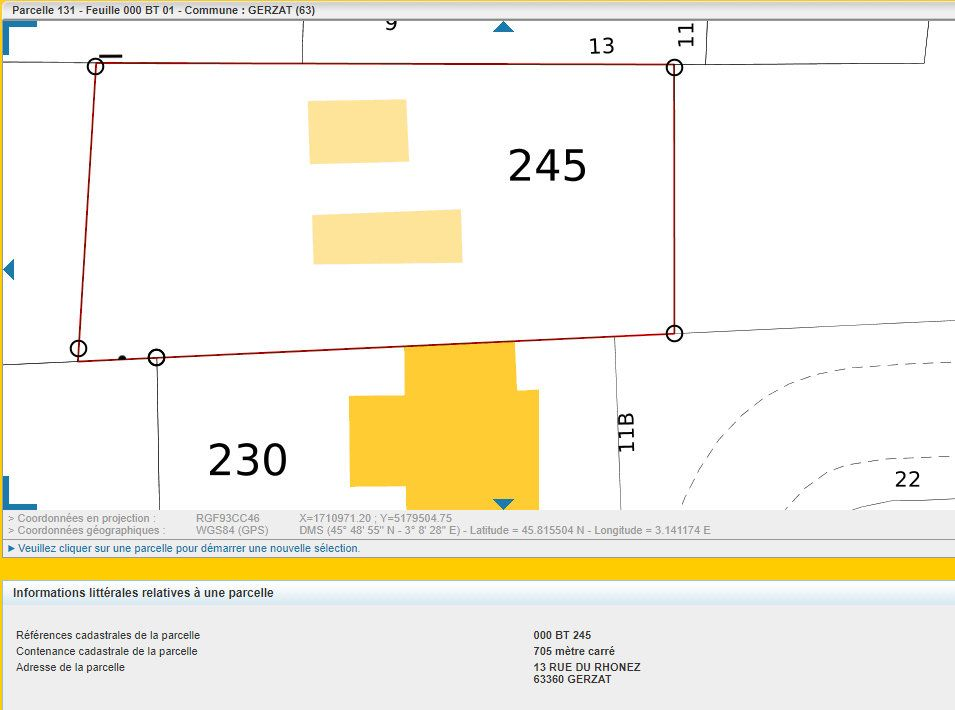 Maison à vendre 4 94m2 à Gerzat plan-2