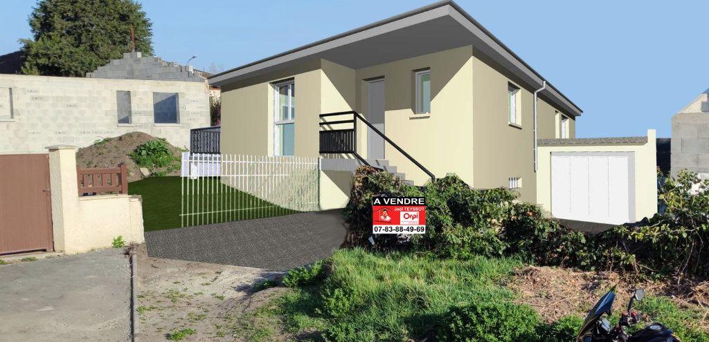 Maison à vendre 4 94m2 à Gerzat vignette-1