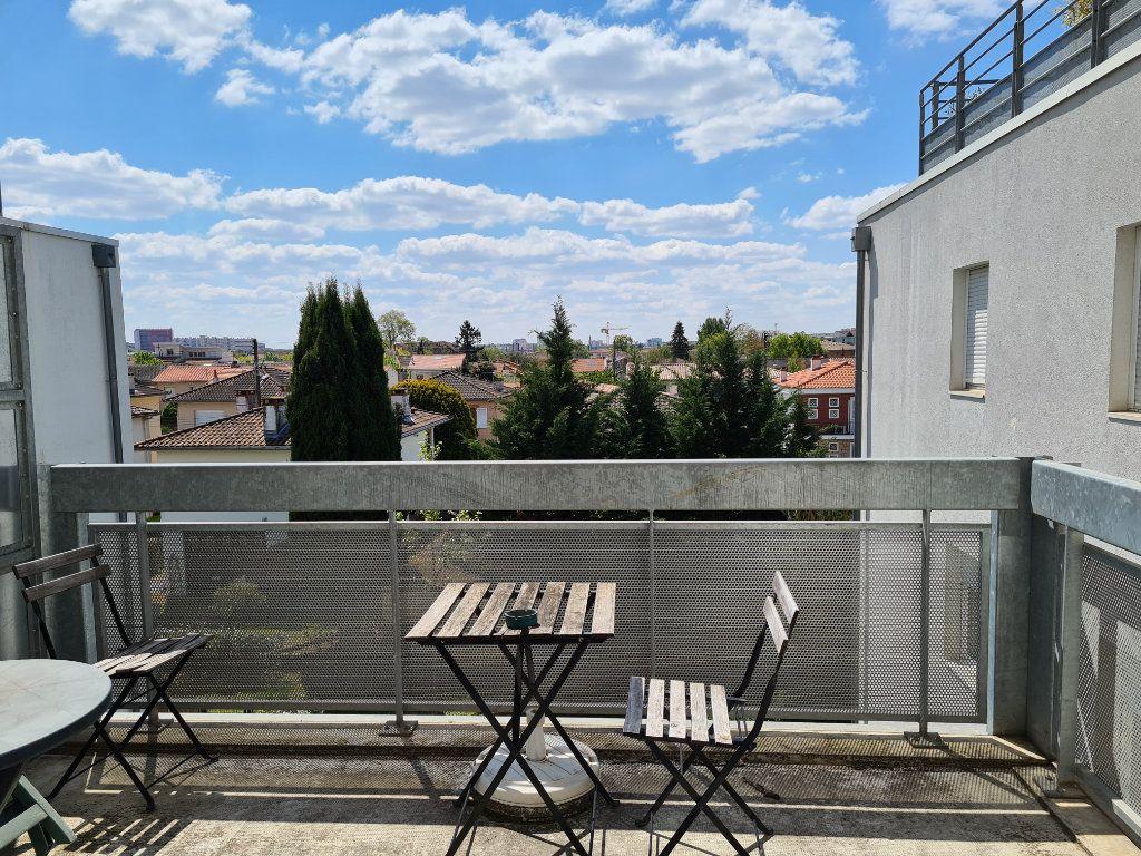 Appartement à vendre 2 52.75m2 à Toulouse vignette-1