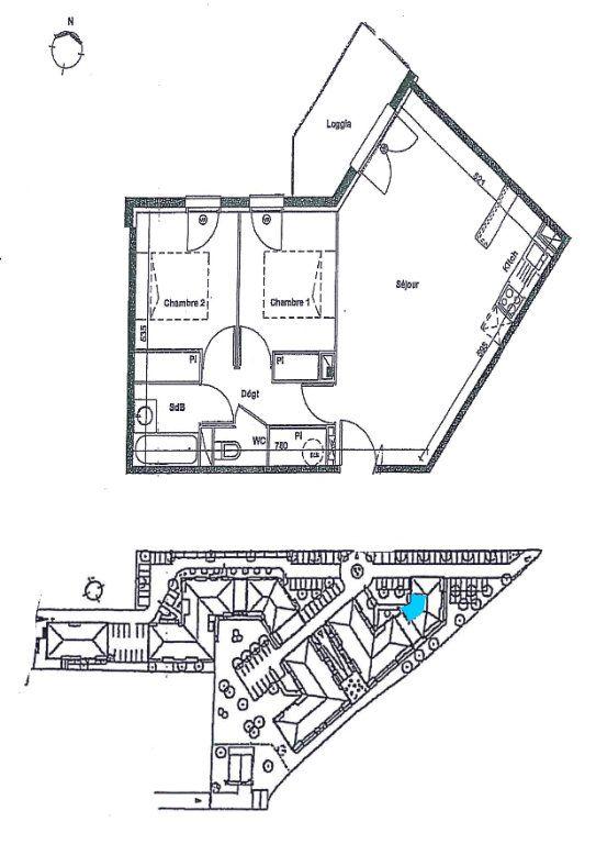 Appartement à vendre 3 57m2 à Muret vignette-3