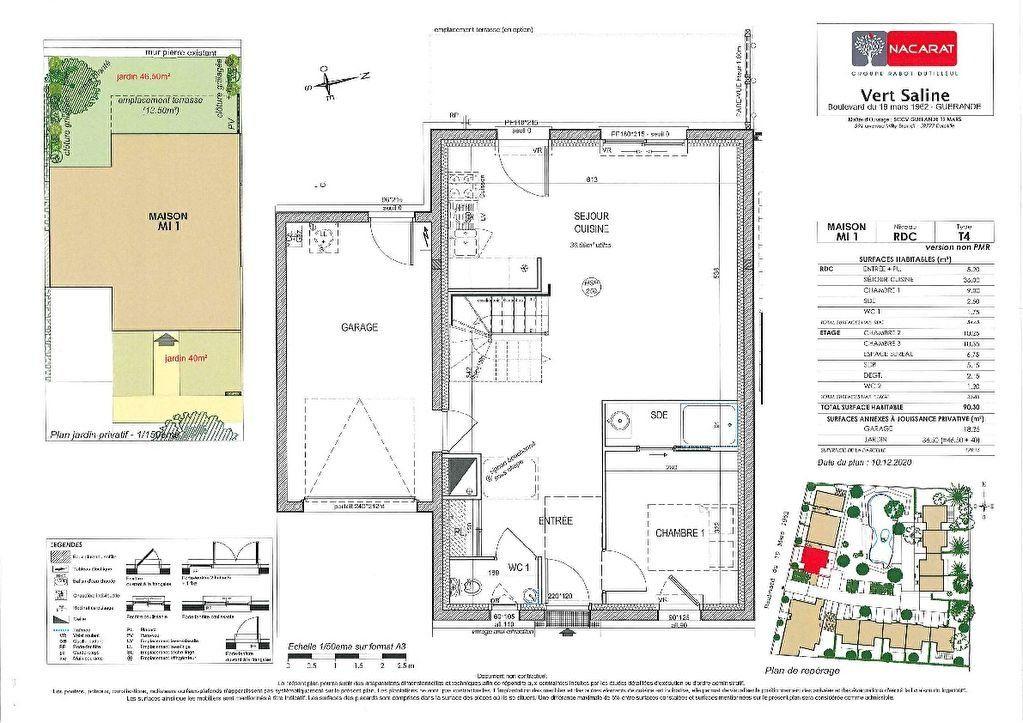 Maison à vendre 4 90.3m2 à Guérande vignette-4