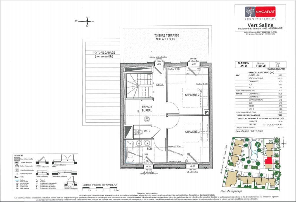 Maison à vendre 4 90m2 à Guérande vignette-5