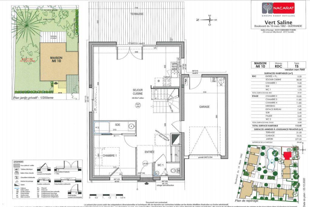 Maison à vendre 5 113.45m2 à Guérande vignette-4