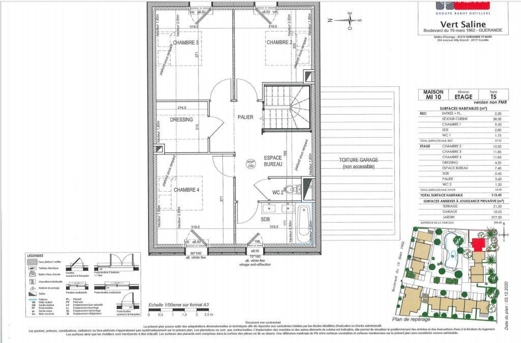 Maison à vendre 5 113.45m2 à Guérande vignette-5