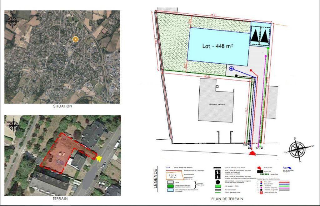 Terrain à vendre 0 448m2 à Guérande vignette-1