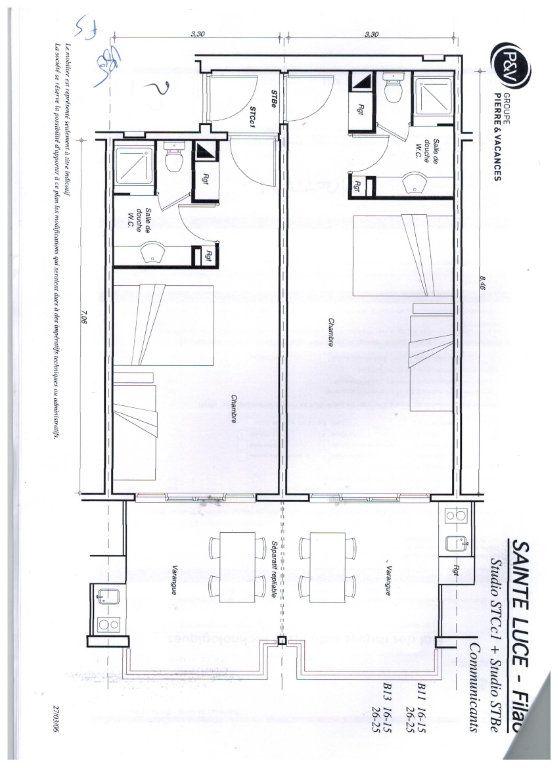 Appartement à vendre 1 28m2 à Sainte-Luce vignette-5