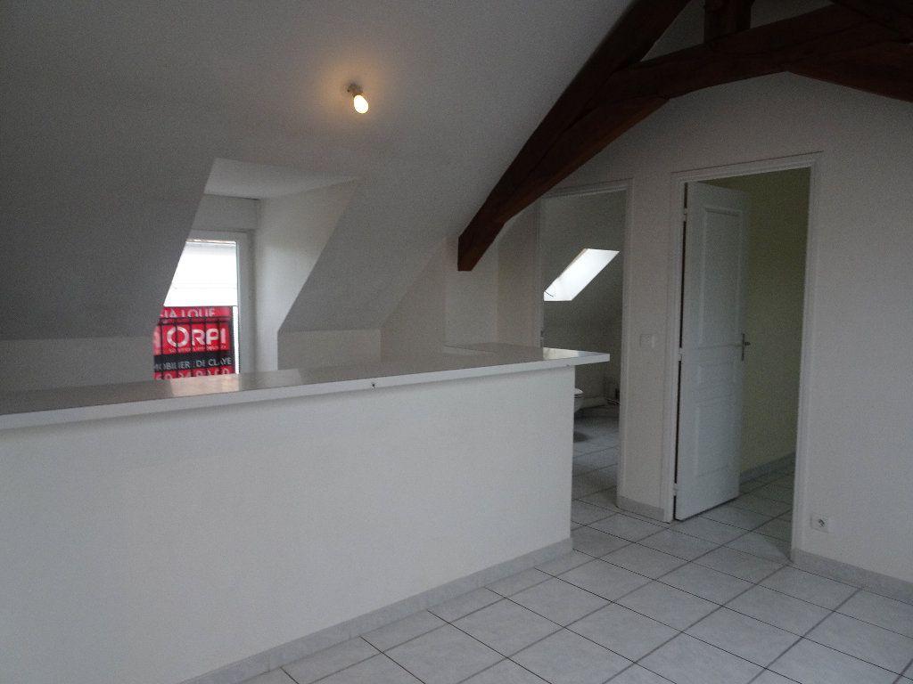 Appartement à louer 2 34.83m2 à Villeroy vignette-2