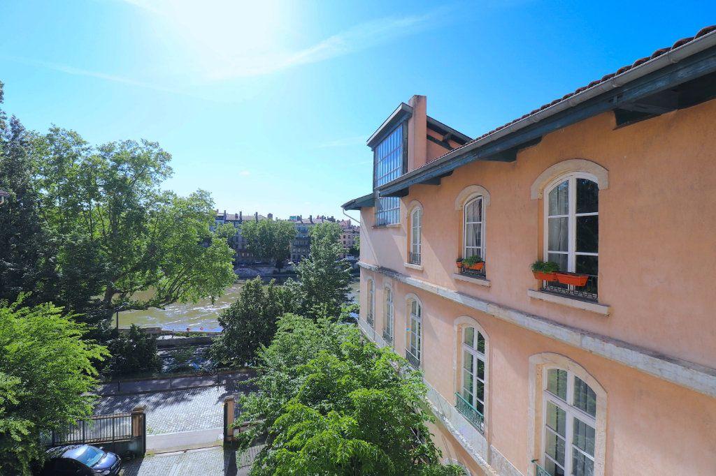 Appartement à louer 3 40.53m2 à Lyon 5 vignette-1