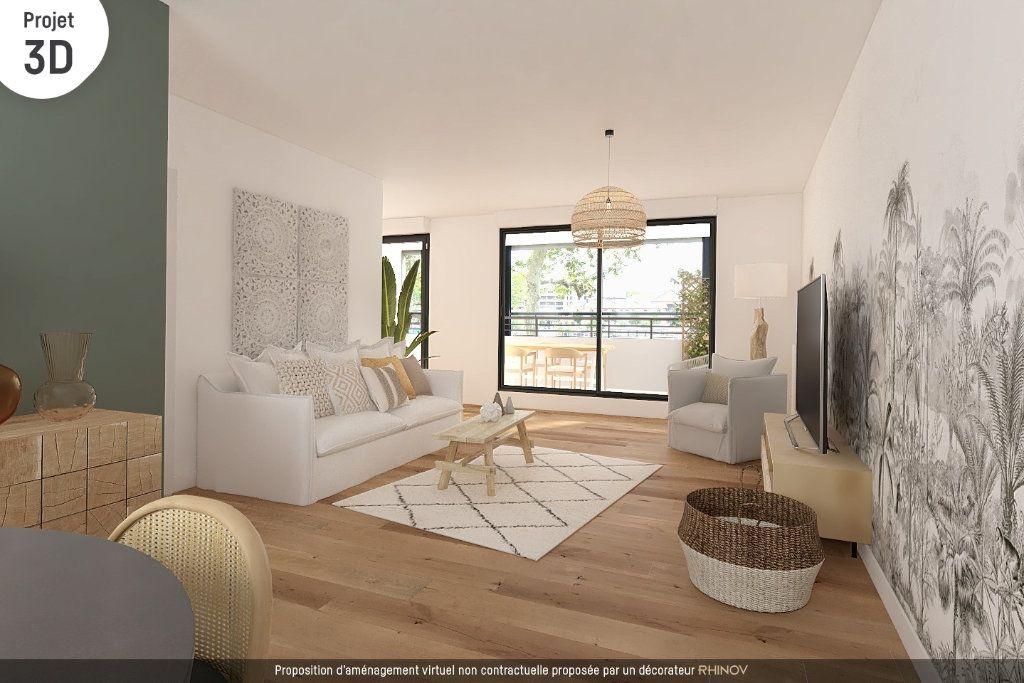 Appartement à vendre 4 89m2 à Lyon 5 vignette-1