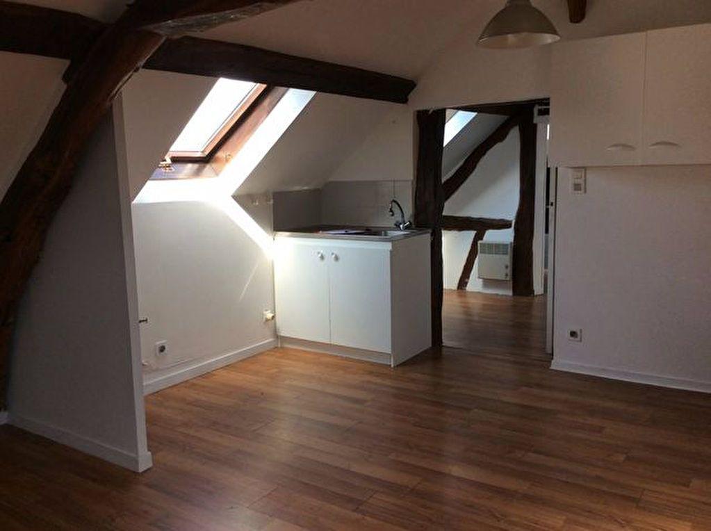 Appartement à louer 3 29.63m2 à Bourg-Achard vignette-2