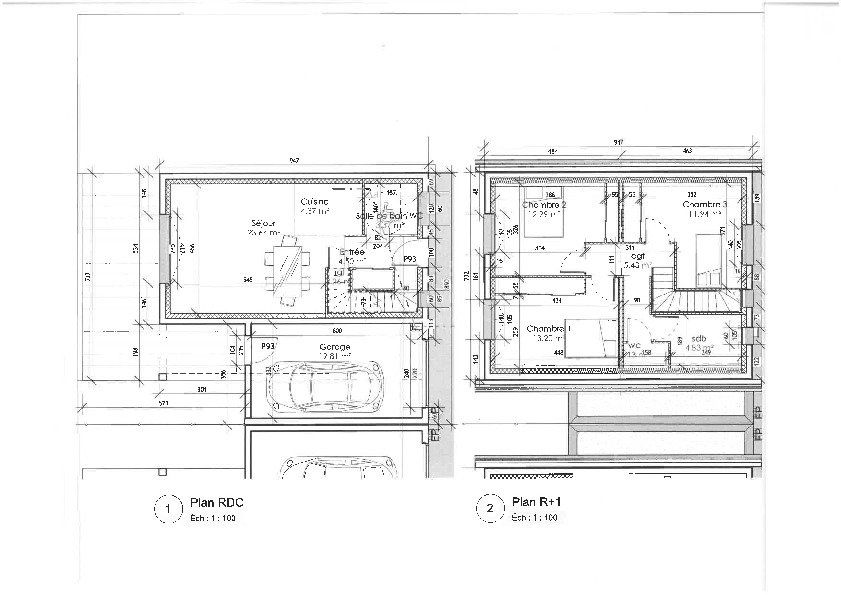Maison à vendre 4 86m2 à Le Havre vignette-2