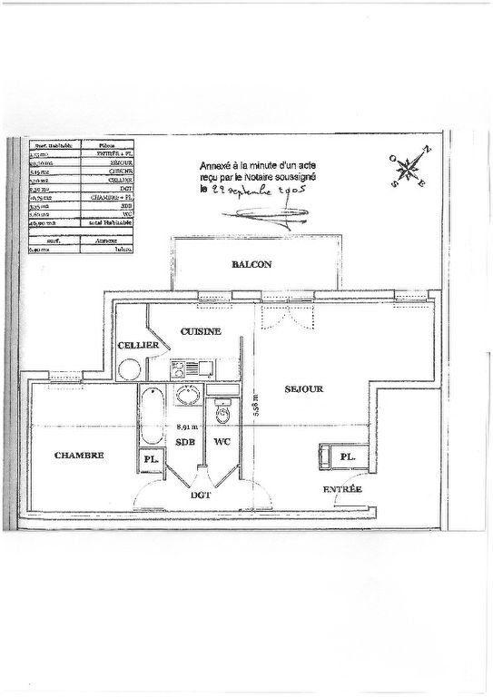 Appartement à vendre 2 46.9m2 à Beuzeville vignette-6