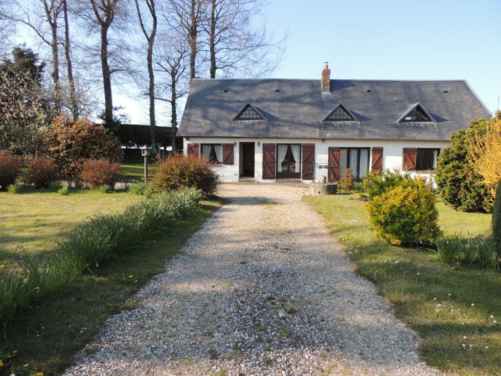 Maison à vendre 5 105m2 à Saint-Sauveur-d'Émalleville vignette-1