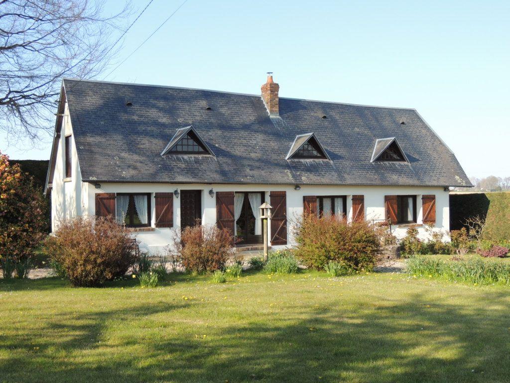 Maison à vendre 5 105m2 à Saint-Sauveur-d'Émalleville vignette-8