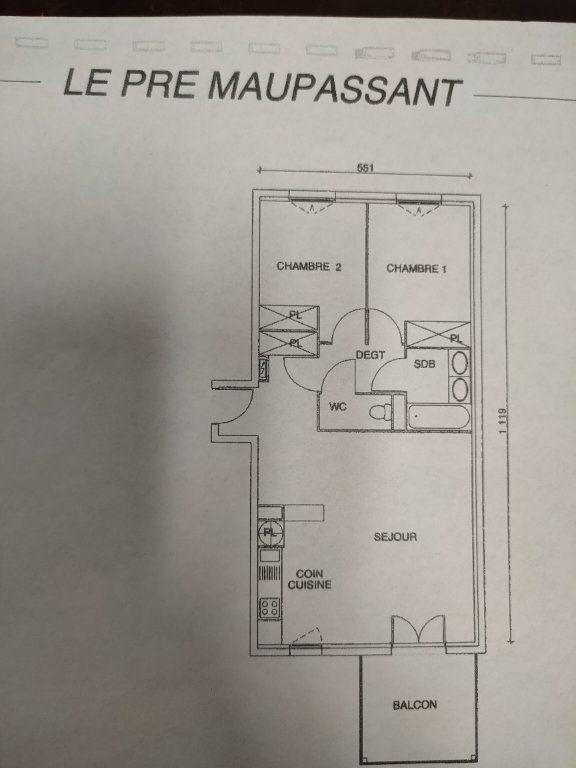 Appartement à louer 3 61.1m2 à Saint-André-les-Vergers vignette-6