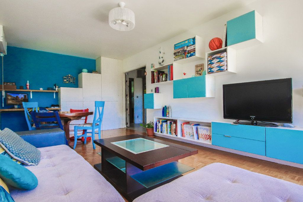 Appartement à vendre 3 80.4m2 à Annecy-le-Vieux vignette-2